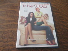 dvd in her shoes avec cameron diaz, toni collette, shirley maclaine