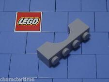 Lego 3659 1x4 Light Bluish Gray Brick Arch X 3 NEW