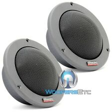 "PAIR DYNAUDIO MD142 CAR 3"" (75MM) 100W SOFT DOME ESOTEC MIDRANGES SPEAKERS NEW"