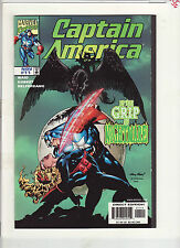 Captain America v3 #11 vf/nm