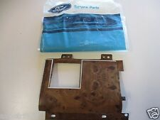 FORD 1985/1987 LINCOLN TOWN CAR PANEL (INSTRUMENT PANEL LOWER FINISH) WOOD GRAIN