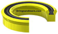 70mm x 80mm x 10mm Metric Rod Piston U Cup Seal Price for 1 pc