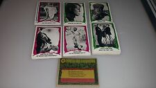 1980 TOPPS CREATURE FEATURE / YOU`LL DIE LAUGHING COMPLETE SET OF 88  CARDS MINT