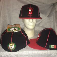 Latin League DIABLOS RED DEVILS MEXICO CITY   SIZE 7 5/8 Fitted  Hat