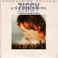 Ziggy CD single Celine Dion