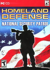 PC Homeland Defense: National Security Patrol Video Game illegal contraband guns