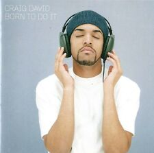CRAIG DAVID : BORN TO DO IT / CD / NEUWERTIG
