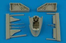 Aires 1/48 MiG-17F fresco C wheel bay for Hobby Boss kit # 4501