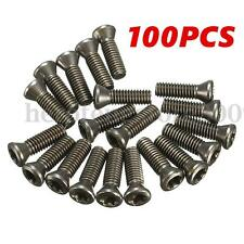 20PCS M3.5 x 12mm Insert Torx Screw For Carbide Inserts CNC Lathe Tool Replaces