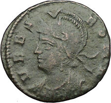Constantine the Great ROME COMMEMORATIVE Ancient Roman Coin Soldiers  i31562