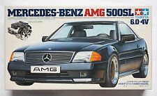 TAMIYA #24095 1/24 Mercedes Benz AMG 500SL 6.0-4V scale model kit (old box)