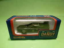 DANDY TOMICA F12 LOTUS EUROPA - JPS JOHN PLAYER SPECIAL - NEAR MINT IN BOX