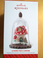 2014 Hallmark,HOME FOR A GNOME,New in Box
