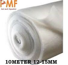 10M Aquarium Pond fish tank Filter Wool floss 12-15mm CHEAPEST ON EBAY