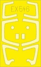 Eduard 1/48 osipovič SUCHOJ su-27 FLANKER B Vernice Maschera # ex546