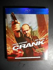 Crank (Blu-ray Disc, 2007) W/Slipcover