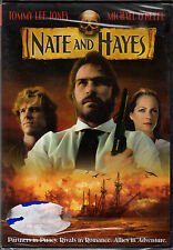 NATE AND HAYES-Buccaneer TOMMY LEE JONES pairs up w/reverend to fight pirates