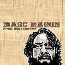 Final Engagement Marc Maron Audio CD