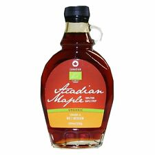 Acadian Maple | Organic Maple Syrup - Grade A - No1 | 1 x 250ml
