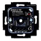 BUSCH-JAEGER 6523 U-102 Busch-Dimmer für LED 2 - 100W/VA
