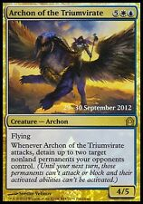 FOIL PROMO BOOSTER Arconte del Triumvirato - Archon of the Triumvirate MAGIC Ita