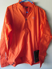 Mens New Arcteryx Incendo Jacket Running Cycling Size Medium Color Chipotle