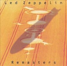 Led Zeppelin Remasters [Remaster] by Led Zeppelin (CD, Sep-1997, 2 Discs, Wea)