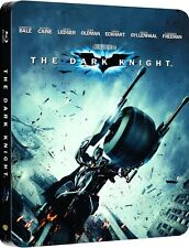 Batman The Dark Knight - Limited Edition Blu-Ray Steelbook -