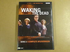 4-DISC DVD BOX / WAKING THE DEAD - SERIE 3 ( BBC )