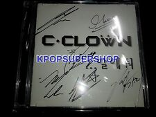C-Clown Tell Me Digital Single Promo Autographed Signed CD Great Cond.