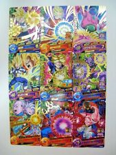 Dragon Ball Heroes GDM2 HGD2 CP SR R C 62 cards complete set