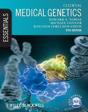 Essentials: Essential Medical Genetics 40 by Edward S. Tobias, Michael Connor...