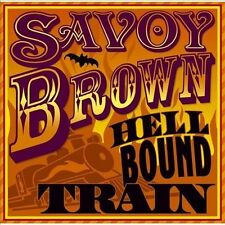 Hellbound Train by Savoy Brown (CD, Sep-2011, Secret Records)