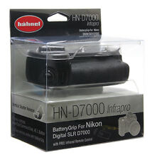 Nikon D7000 Battery Grip Plus Bonus Infrared Remote Control (Hahnel brand)