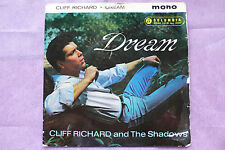 "Cliff Richard & the Shadows ""Dream"", 7"" EP, Mono, 1961 UK (Columbia - SEG8119)"