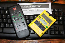 LEGO Mindstorm RCX 1.0 Brick with a Brand New Remote with Instructions