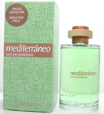 Antonio Banderas Mediterraneo 200 ml EDT Spray  Neu OVP