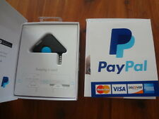 PayPal HERE Mobile Card Reader For Phone Or Tablet with Window Sticker