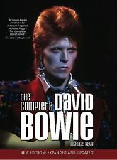 The Complete David Bowie Book Nicholas Pegg FREE Media Mail shipping