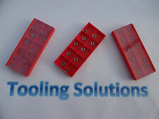 NEW 30 CERATIZIT TURNING FACING GROOVING RCGT 0602 BUTTON FACING MILLING INSERTS