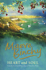 Heart and Soul by Maeve Binchy (Hardback, 2008)