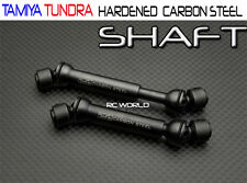 Tamiya HighLift  - TOYOTA TUNDRA - Hardened CARBON  STEEL DRIVE SHAFTS