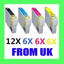 30 Ink Cartridge for Epson SX215 SX218 SX400 SX405 DX7400