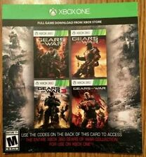 Gears Of War 1, 2, 3 And Judgment Digital Collection Full Game Download Xbox One