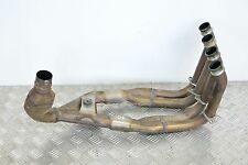 2006 HONDA CBR 600RR EXHAUST HEADERS DOWNPIPES