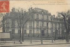 CLERMONT-FERRAND 88 école d'artillerie timbrée 1916