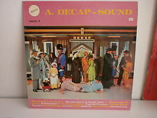 A. DECAP - SOUND Smoke gets in your eyes ...Volume 5 dc105