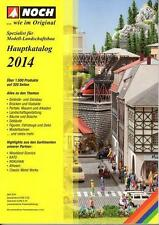 NOCH Catalogue 2014 with 320 Pages new Price list + products brochure 2015