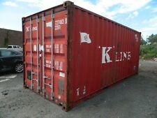 20 Steel Cargo Shipping Storage Sea Container Houston TX