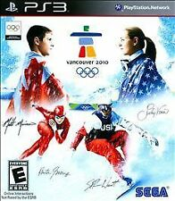 PlayStation 3 Vancouver 2010 - The Official Video Game of the Olympic Winter